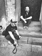 Jordi y Sebastian
