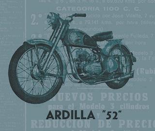 Ardilla 52